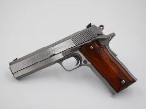 Dieser 1911er in .357 Magnum ist eine absolute Rarität unter unseren Leihwaffen